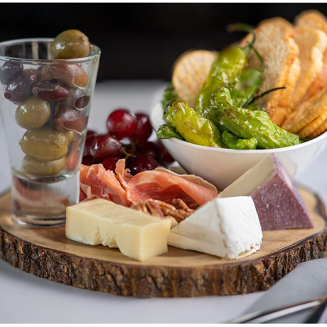 Charcuterie Board at The Vue - Waterfront Dining & Bar