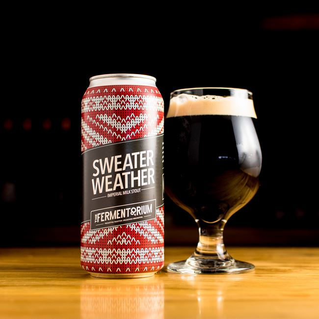 Sweater Weather at The Fermentorium Brewery and Tasting Room