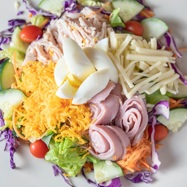 Chef Salad at The Roxy Supper Club