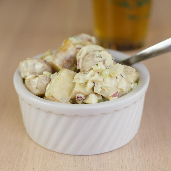 Potato Salad at The Tandem