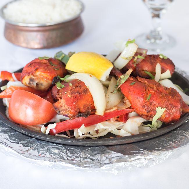 Tandoori Chicken - Half at Bollywood Grill