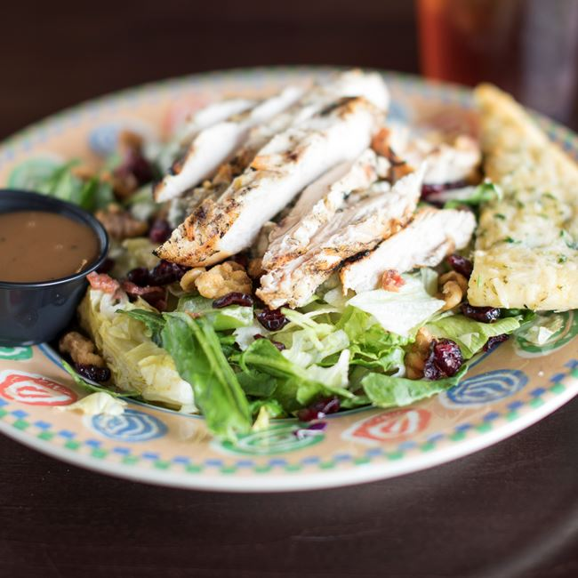 Cranberry Walnut Chicken Salad at Ground Round