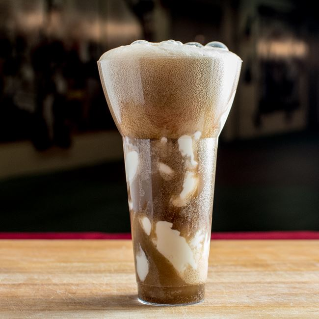 Root Beer Float at 106 Concessions