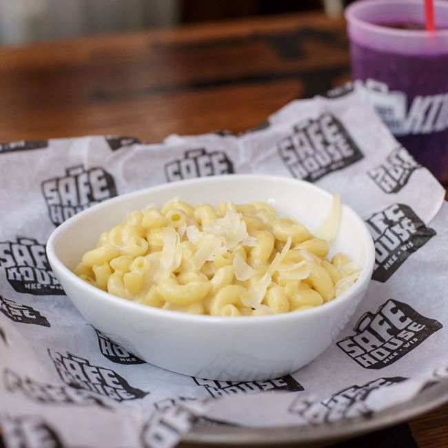 Kid's Undercover Mac + Cheese at SafeHouse