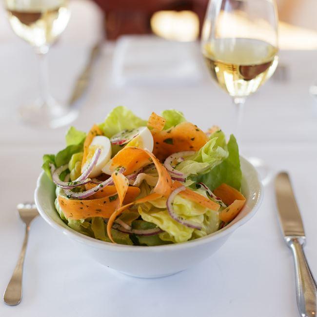 Salad de Laitue at Bartolotta's Lake Park Bistro