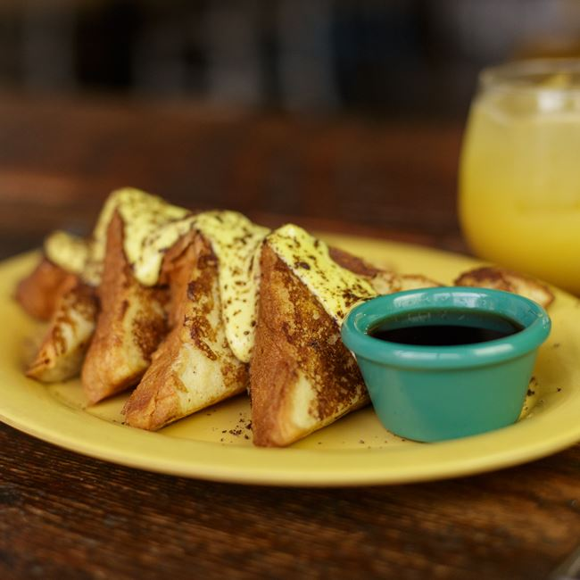 French Toast at BelAir Cantina