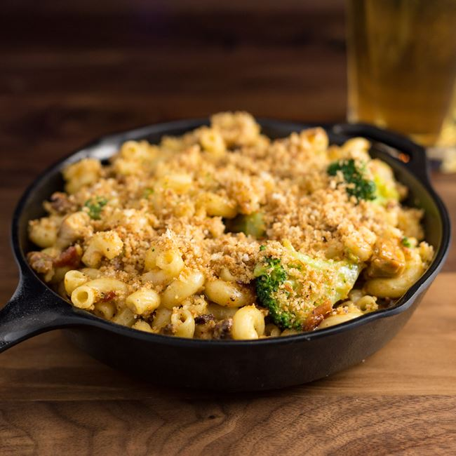 Licensed to Kill Cheese Macaroni at SafeHouse