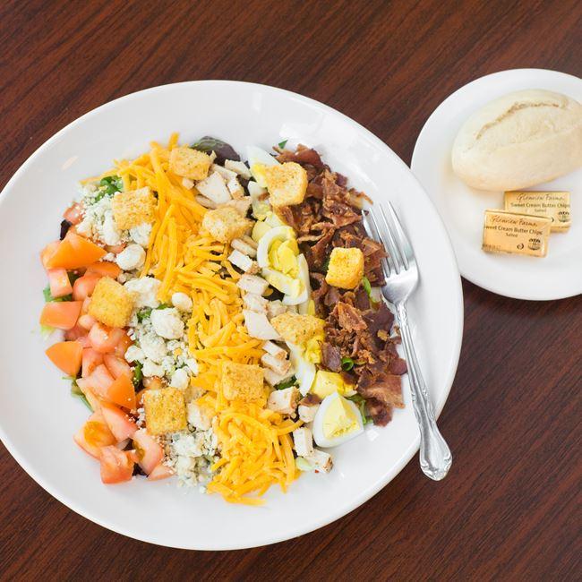 Settlers Cobb Salad at Settlers Inn