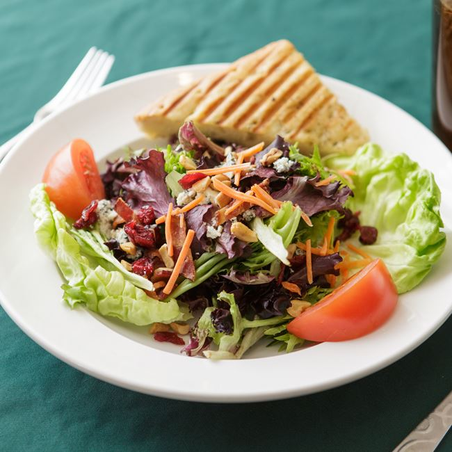 Chop't Salad at Shamrock Pub-n-Eatery