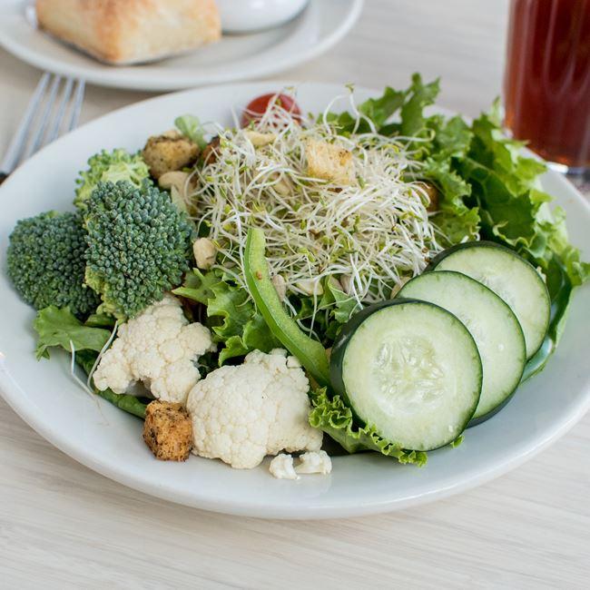Garden Salad at Beans & Barley