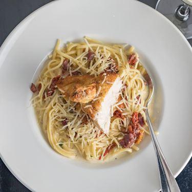Chicken Prosciutto Pasta