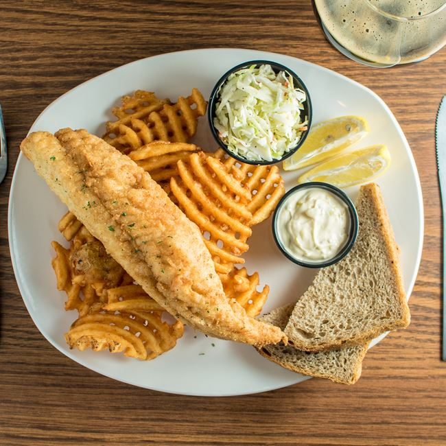 Walleye Fish Fry at Dexter's Pub