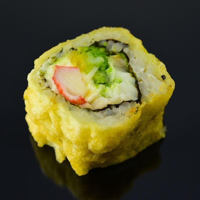 Dynamite Roll at Sushi Express