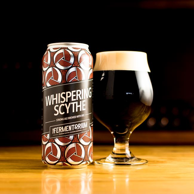 Whispering Scythe at The Fermentorium Brewery and Tasting Room