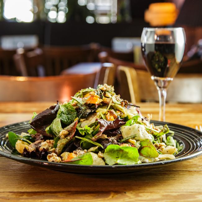 Seasonal Superfood Salad  at Weary Traveler Free House