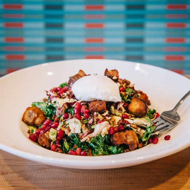 Harvest Salad at Four Friends Kitchen
