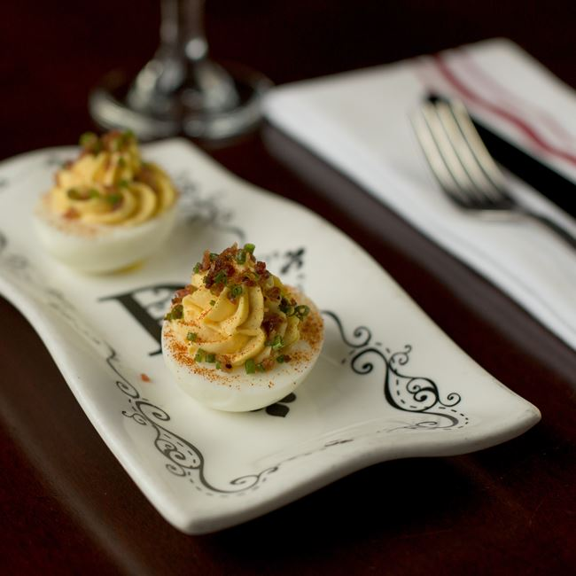 Deviled Eggs at Rumpus Room