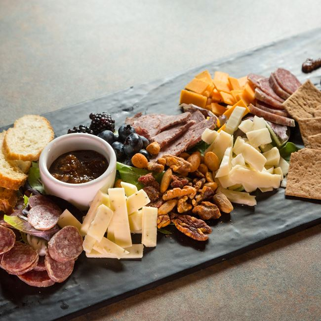 Artisan Meat and Cheese Board