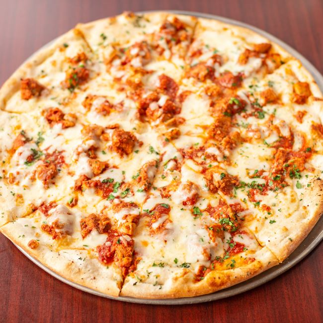 Buffalo Chicken Pizza at New York Pizza Depot