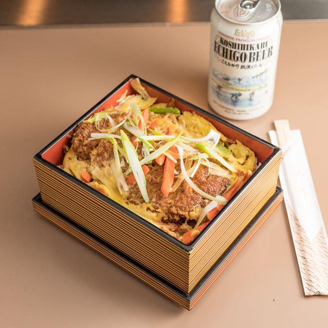 Katsudon Donburi  at Tokyo Restaurant