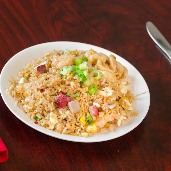 New Fortune Fried Rice at New Fortune Asian Cuisine