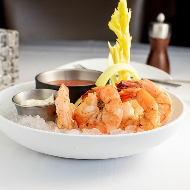 Shrimp Cocktail at Milwaukee ChopHouse