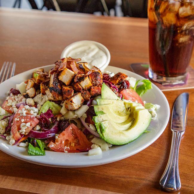 Allen's Melee Salad at Argus Bar & Grill