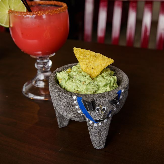 House Guacamole at Lalo's Mexican Restaurant