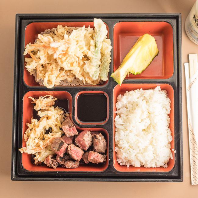 Tokyo Special Combination at Tokyo Restaurant