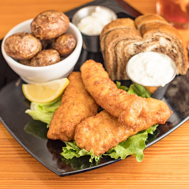 Friday Fish Fry at The Complexx at Wagner's Lanes