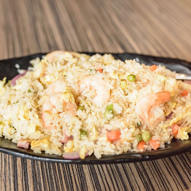 Yong Chow Fried Rice at One Bowl Asian Cuisine