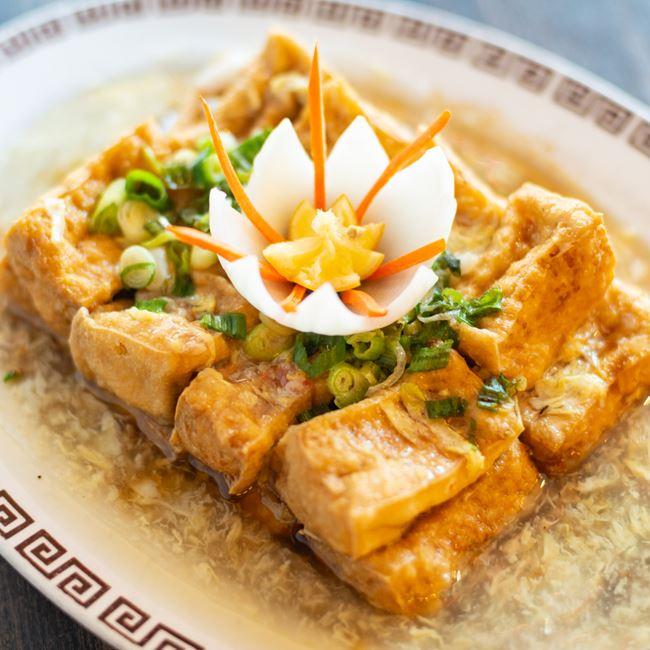 TK WU Special Tofu at TK WU