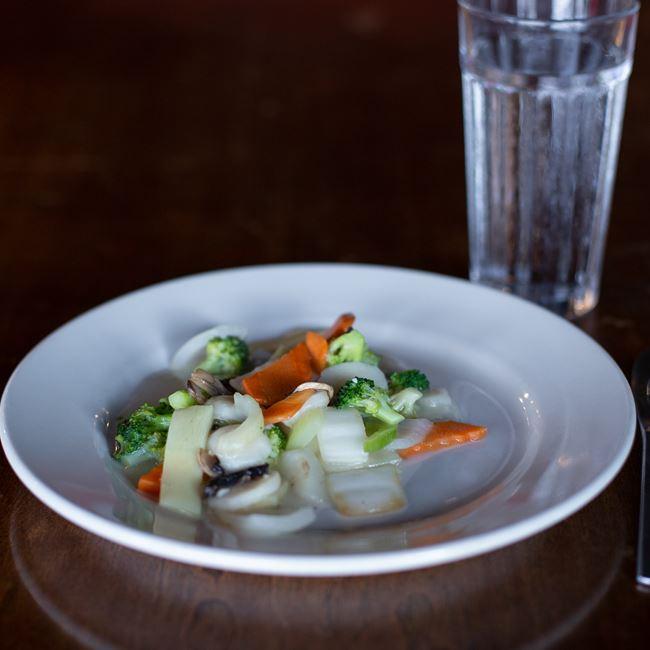 Vegetarian's Delight at Jade Garden