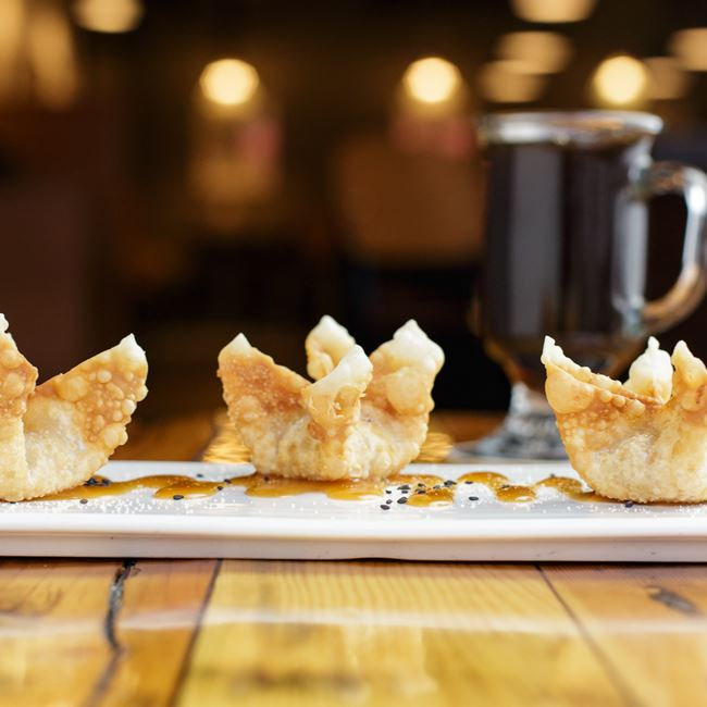 Apple Pie Rangoon