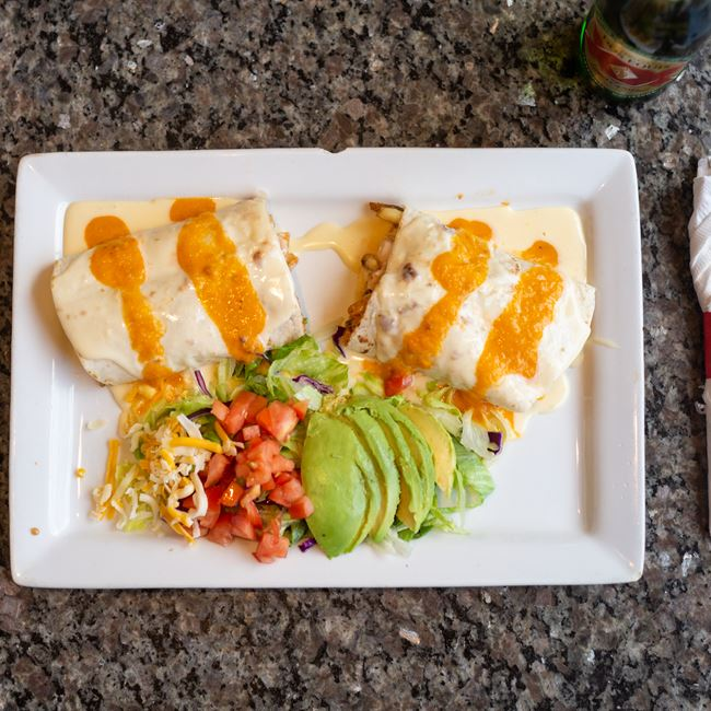 Burrito Mezcal