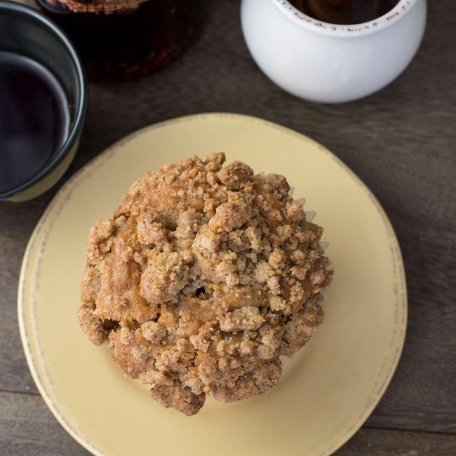 Apple Cider Muffin