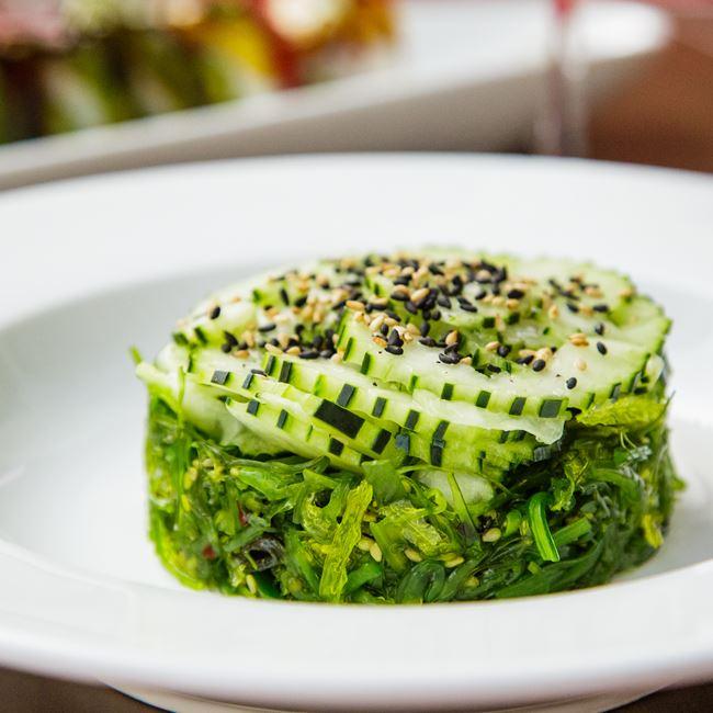 Seaweed Salad at RED