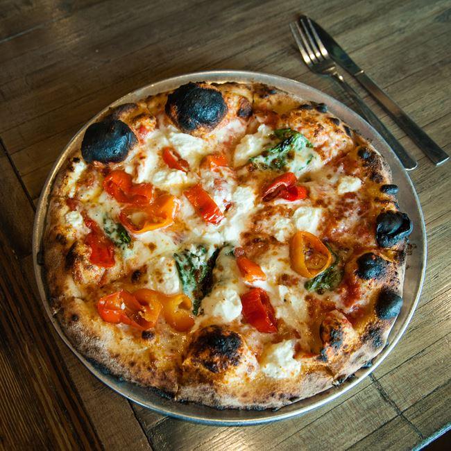 Capra Pizza at Peel