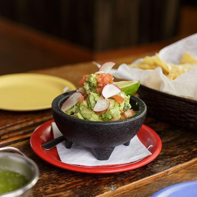 Guacamole at BelAir Cantina