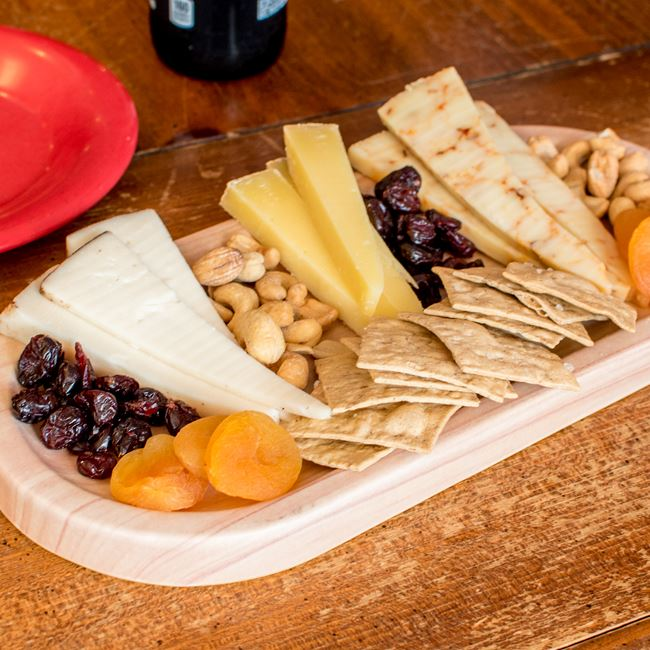 Cheese Board at Firefly Coffeehouse & Artisan Cheese