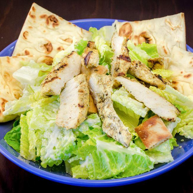 Caesar Salad at Freska Mediterranean Grill