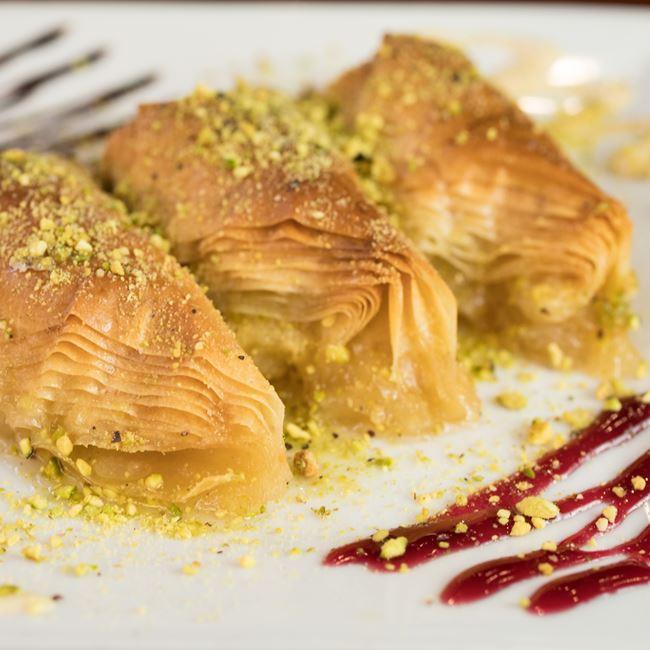 Sobiyet at Efes Mediterranean Grill