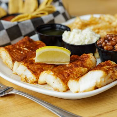 Baked Cod Friday Special