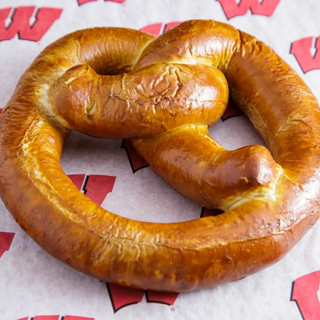 Jumbo Bavarian Pretzels  at 104 Concessions