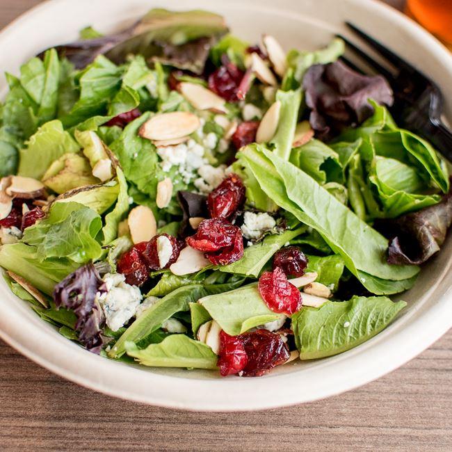 Cranberry Almond Sonoma Salad at Zoup!