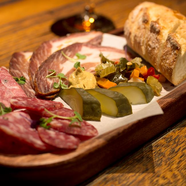 Charcuterie Board at Distil