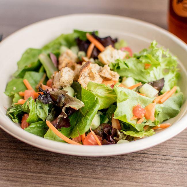 Garden Veggie Salad at Zoup!
