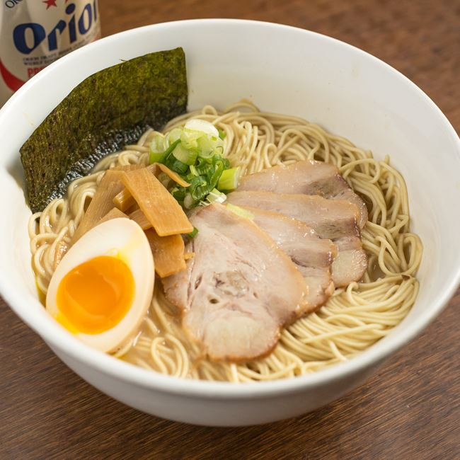 Tonkotsu Ramen at Umami Ramen & Dumpling Bar
