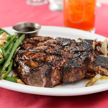 steaks and chops