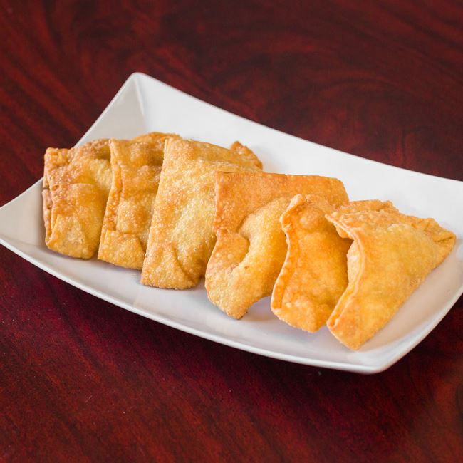 Crab Rangoon at New Fortune Asian Cuisine